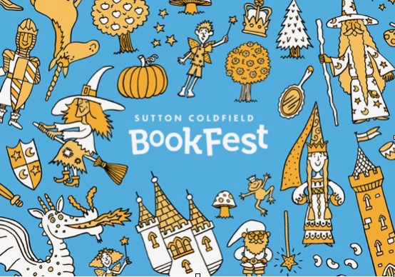 Sutton Coldfield BookFest 2020