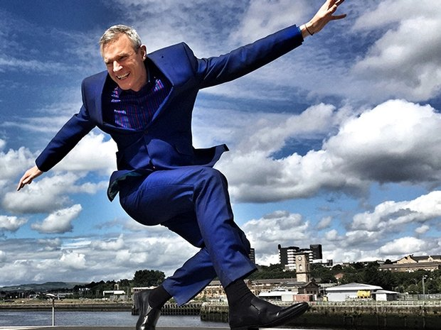 Jeremy Vine's UK Tour comes to Sutton Coldfield next month